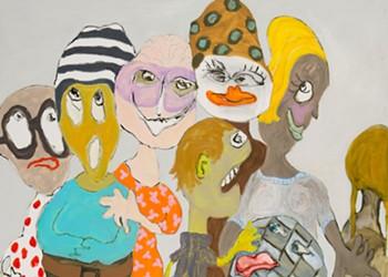 Art Review: Dusty Boynton, BCA Center
