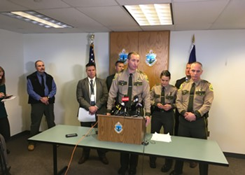 Cops to Review Policies After Fatal I-89 Shooting of Suicidal Man