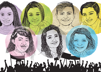 We the Young People: Seven Vermont Teens Who Are Making a Difference
