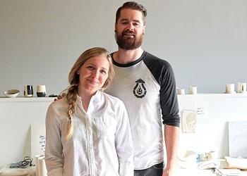 A New Ceramics Studio Takes Shape in Burlington's South End