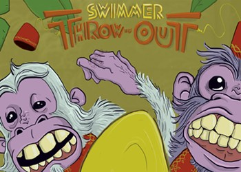 Album Review: Swimmer, 'Throw It Out'
