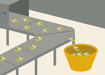 Professional Fundraisers Keep a Large Cut of the Cash They Bring In for Nonprofits