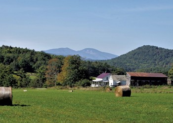 At Viall's Crossing in Westport, N.Y., a Hiking Trail and Young Farmers Share Space