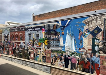 Artist Weighs In on Burlington Mural Controversy