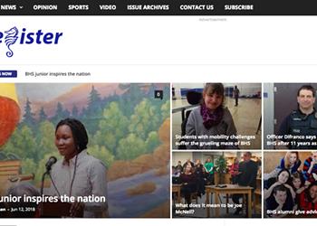 Despite Controversy, Burlington Principal Plans to Vet Student Newspaper Stories