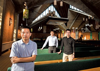Vietnamese Seminary Candidates Find New Home in Vermont