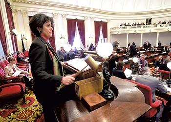 Can Republicans Bring Down House Speaker Mitzi Johnson?