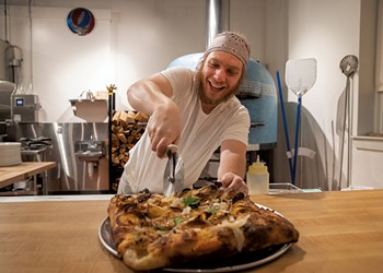 New Slices in Burlington: Sampling Pizza 44 and Pizzeria Ida