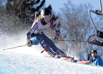 World Cup Skier Resi Stiegler on Comebacks, Control and Chocolate