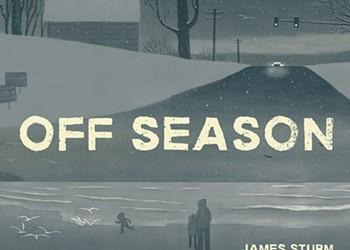 In 'Off Season,' Cartoonist James Sturm Explores Unions Divided