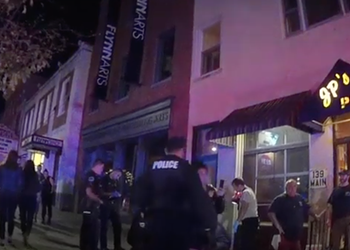Violence Caught on Camera Leads to Brutality Claims Against Burlington Cops