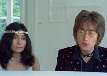 Movie Review: Yoko Ono Rewrites John Lennon's Legacy With 'John & Yoko: Above Us Only Sky'