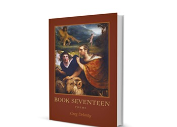 Book Review: Book Seventeen: Poems by Greg Delanty