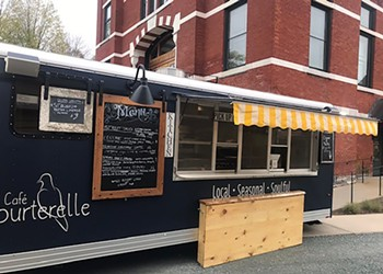Town Hall Theater Opens 'Spinning Plates,' a Food Truck Alley in Middlebury
