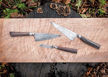 Knife Makers Nick Anger and Moriah Cowles Make the Cut