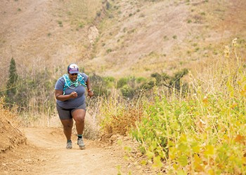 Montpelier Endurance Athlete and Advocate Mirna Valerio Is Taking Up Space
