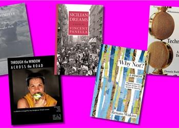 Five Newish Books by Vermont Authors