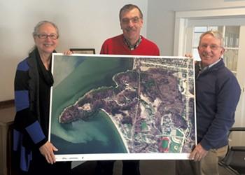 Episcopal Diocese Makes Plans to Preserve Burlington's Rock Point