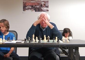 Bernie Sanders, Chess Master?