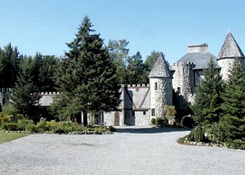 Towering in the NEK: In Irasburg, One Home is a Castle