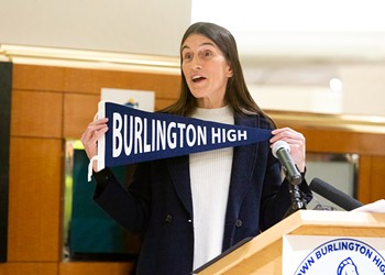 Burlington High School Opens Downtown Campus in Former Macy's