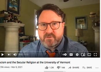 UVM Professor's Viral Video Prompts Calls for His Resignation