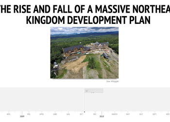 Timeline: Public Officials on NEK Projects, From Boom to Busted