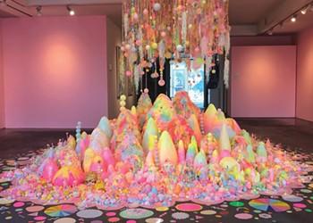 Art Review: 'Bubblegum Pop,' BCA Center