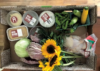 New Barn Box Meal Kit Is a Vermont Chef-Farmer Collaboration