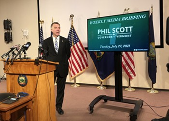 Despite Spike in COVID, Vermont Officials Say Return to Restrictions Is Unlikely