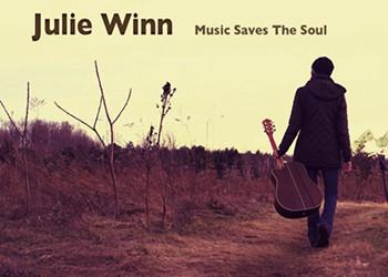 Julie Winn, <i>Music Saves the Soul</i>