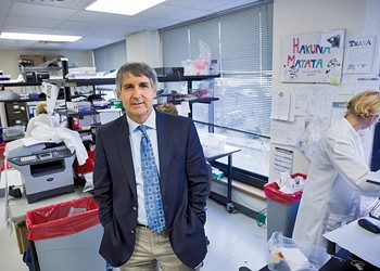 Investigated for Fraud, Burlington Labs Seeks a Bailout — Stat
