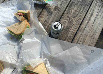 Dining on a Dime: Sandwiches and Cider Floats at the Warren Store