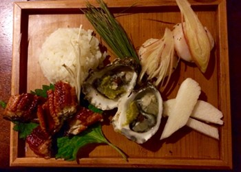 Fifty-Three Stations of the Tokaido Road: A Tea Tasting Dinner at Stone Leaf Teahouse
