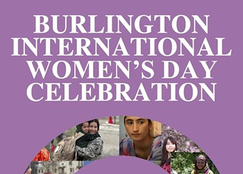 International Women's Day Event in Burlington Honors Local Advocates