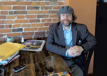 Dartmouth Prof Teaches Storytelling, From Comics to Clay