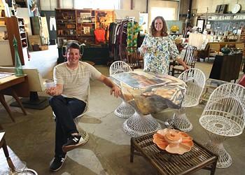 Thrift Score: Scouting Out Burlington's Secondhand Shops