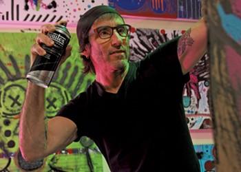 Artist Profile: Painter Frank DeAngelis