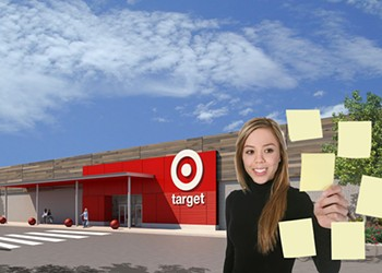 The Parmelee Post: Avid Locavore Begins Preparing List of Justifications for Shopping at Target