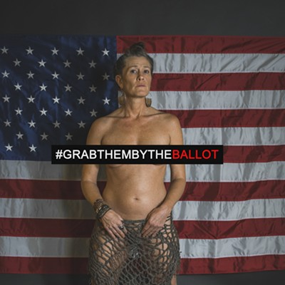 Photos: 'Grab Them by the Ballot' Campaign