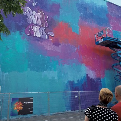 Montréal Mural Festival 2019