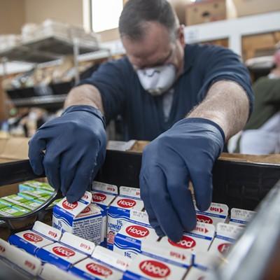 Essential Workers Defy Coronavirus