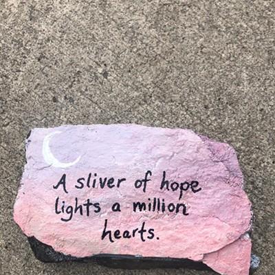Love Rocks