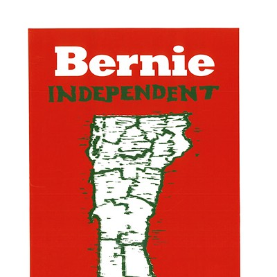 Revisiting Early Bernie Posters