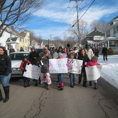 Black Lives Matter in St. Albans