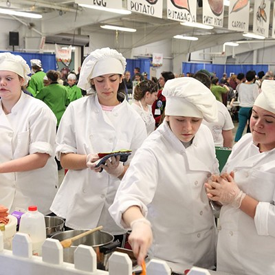 Jr Iron Chef VT 2016