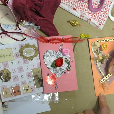 Valentine Workshop