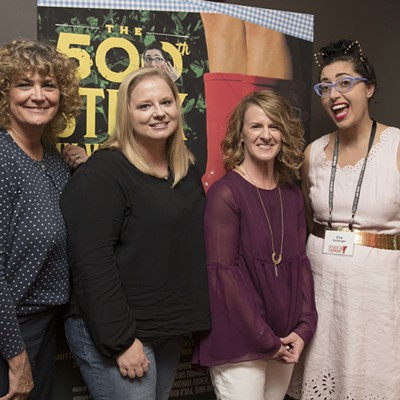 The Premiere Party for the 500th Stuck in Vermont Movie Musical