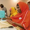 Somali Bantu Women Pursue Skills and Dreams in Sewing Class