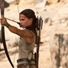 Movie Review: The 'Tomb Raider' Reboot Doesn't Manage to Unearth Much Fun